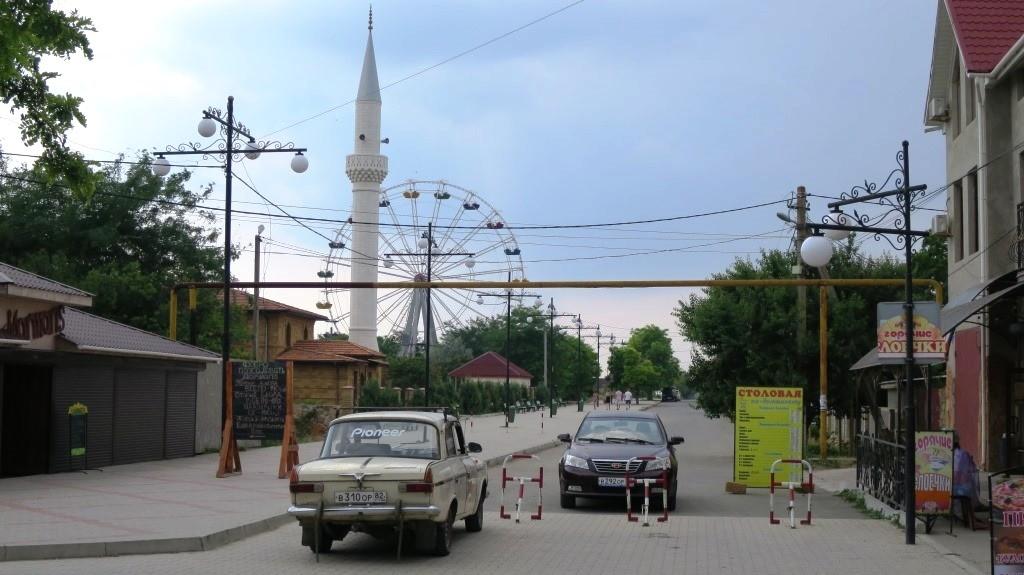 Западный Крым. Межводное