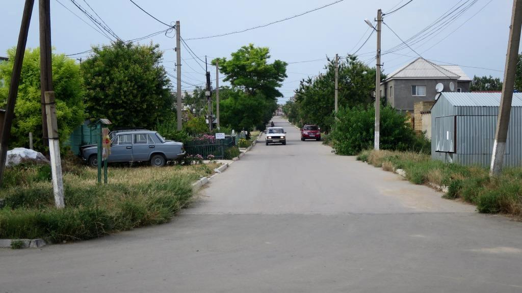 Межводное в Крыму