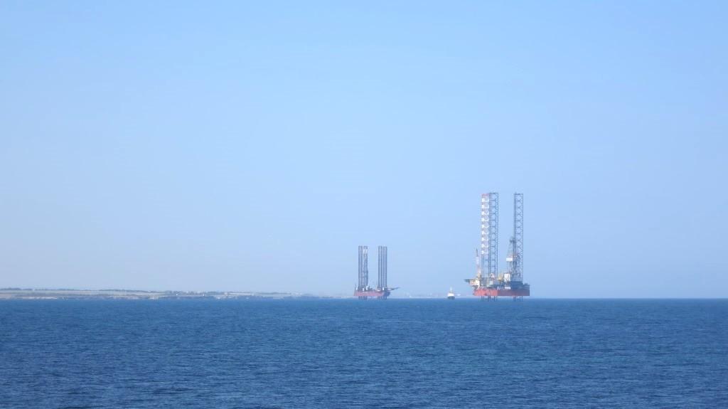 Западный Крым. море