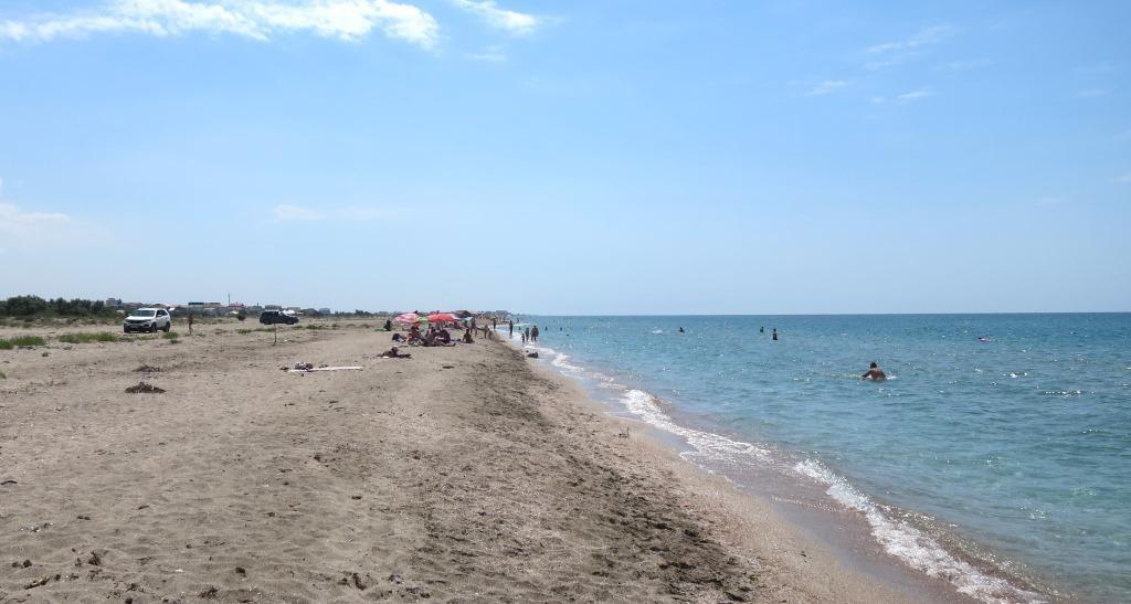 Где песчаные пляжи в Крыму