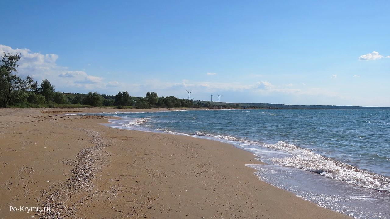 Идеальное побережье для детей