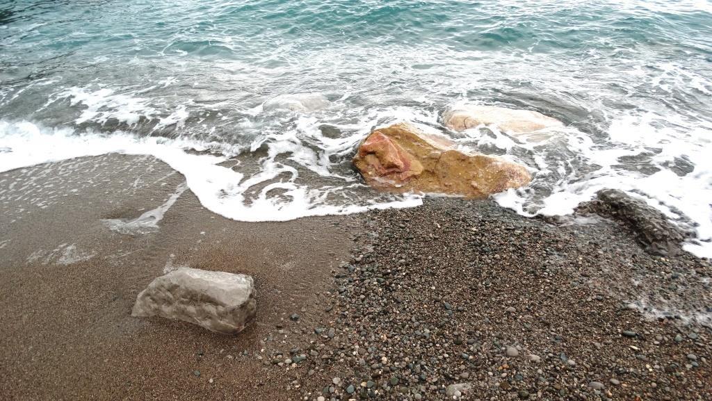 Песчаные пляжи Южного берега Крыма