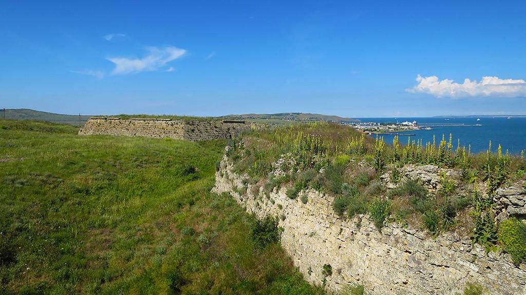 Ени-Кале в Керчи - одна из самых интересных достопримечательностей Крыма