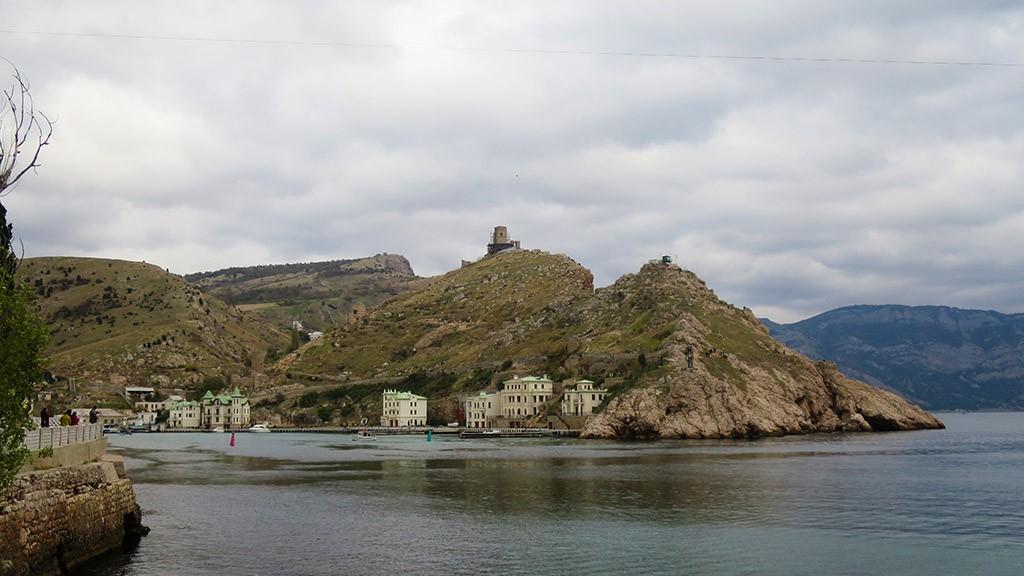 Крепость Чембало.