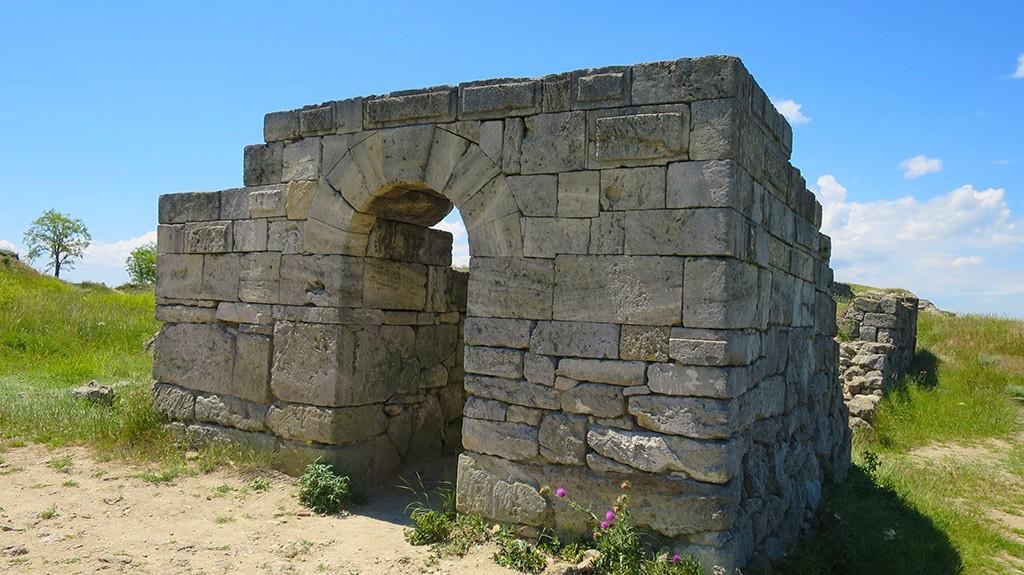 Древний Пантикапей