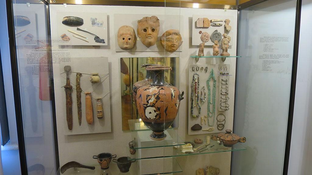 В керченском музее