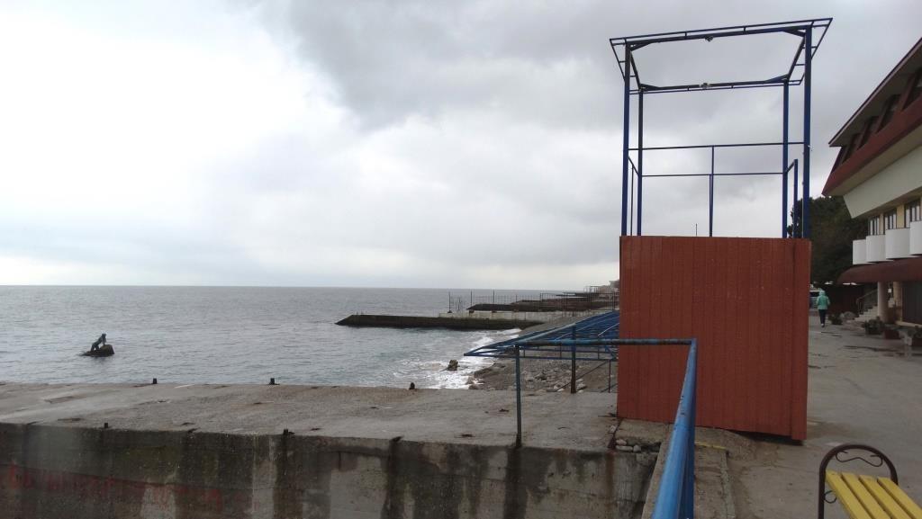 Крымский полуостров сейчас