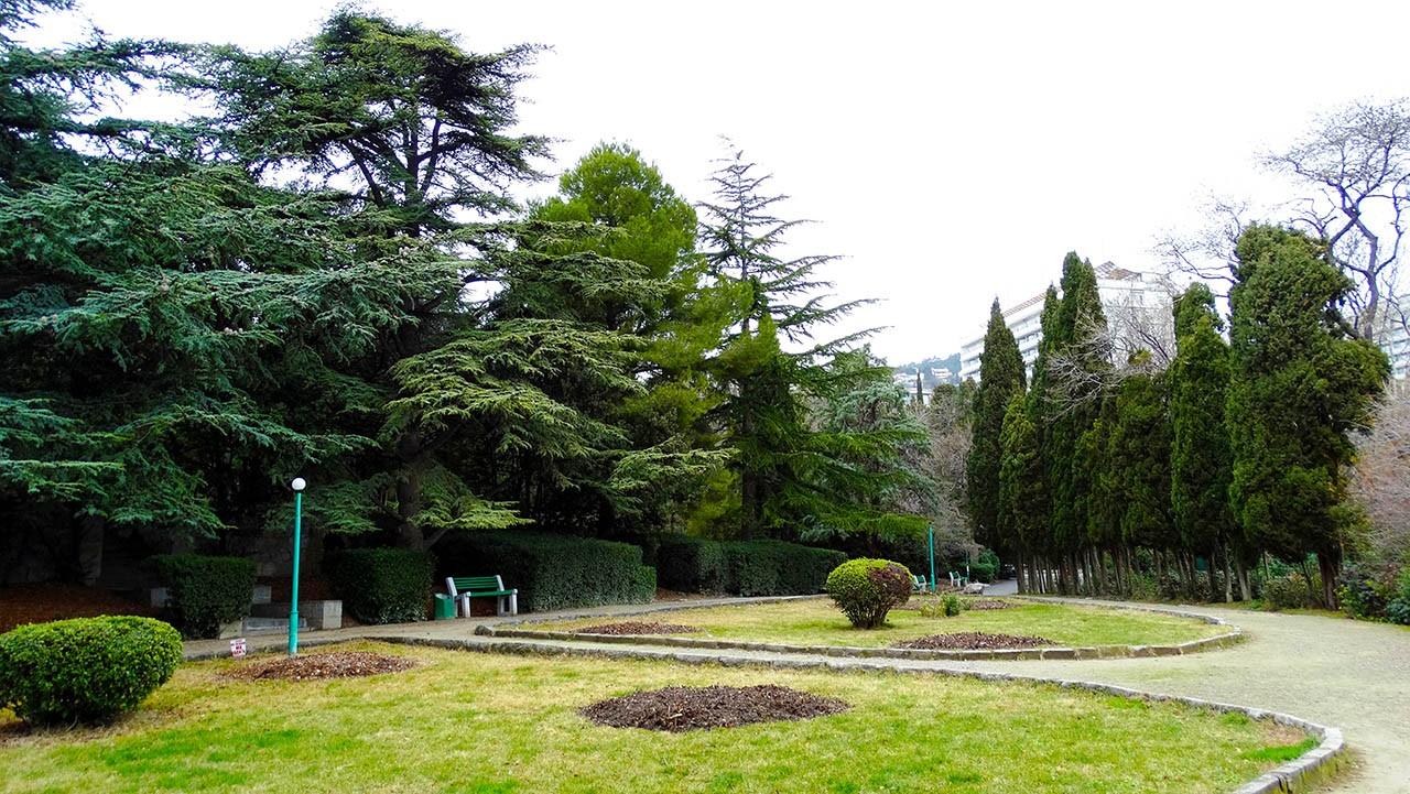 Садово-парковое великолепие.