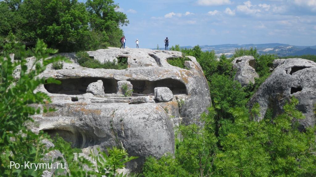 Необычный Крым туристам - поход в Эски-Кермен