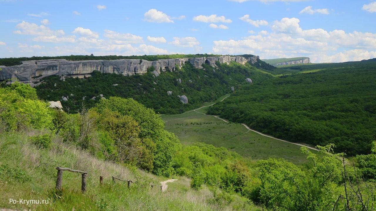 Походы по Горному Крыму возможны почти круглый год