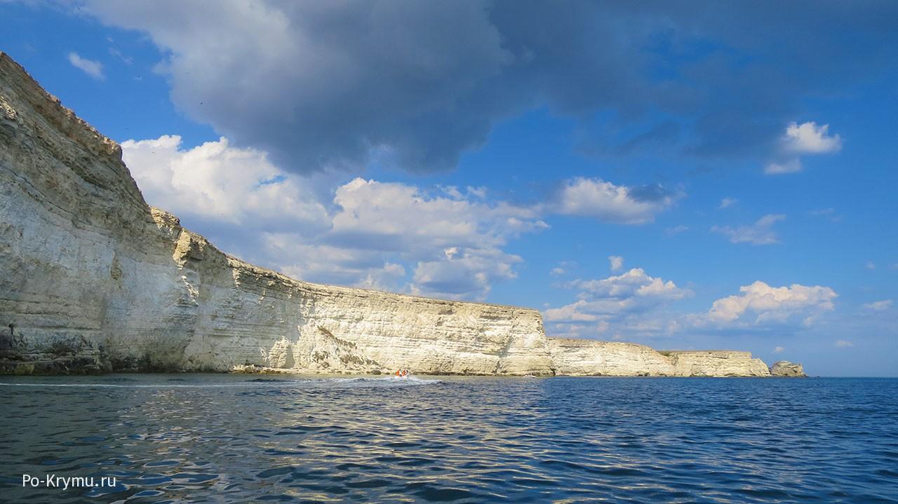 Удивительный Тарханкут - лучшее место для дайвинга.