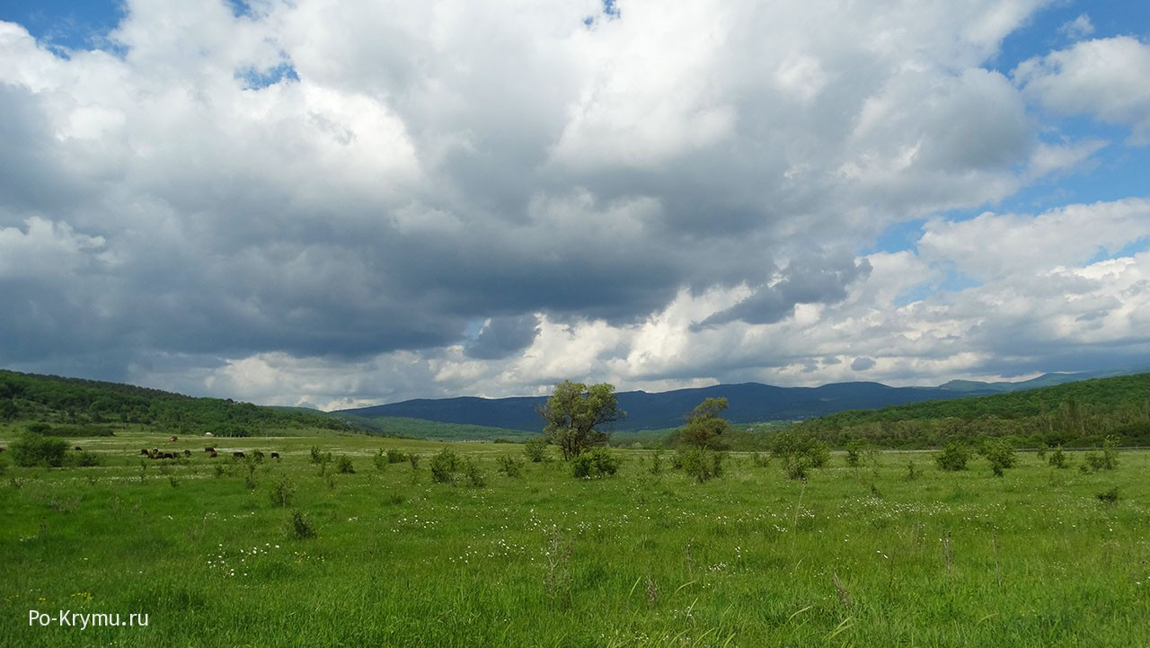 Самые интересные места Байдарской долины