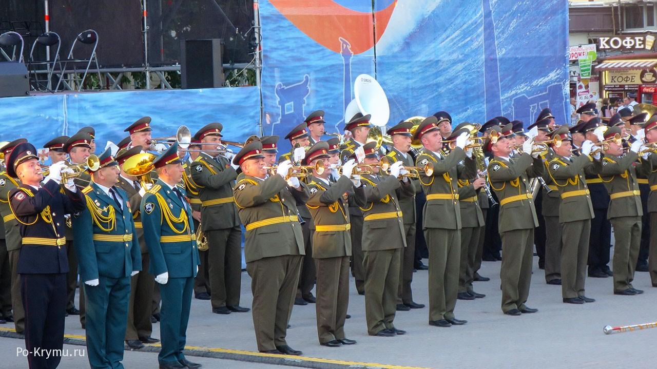 Как отмечали День России в Севастополе в 2017 году.