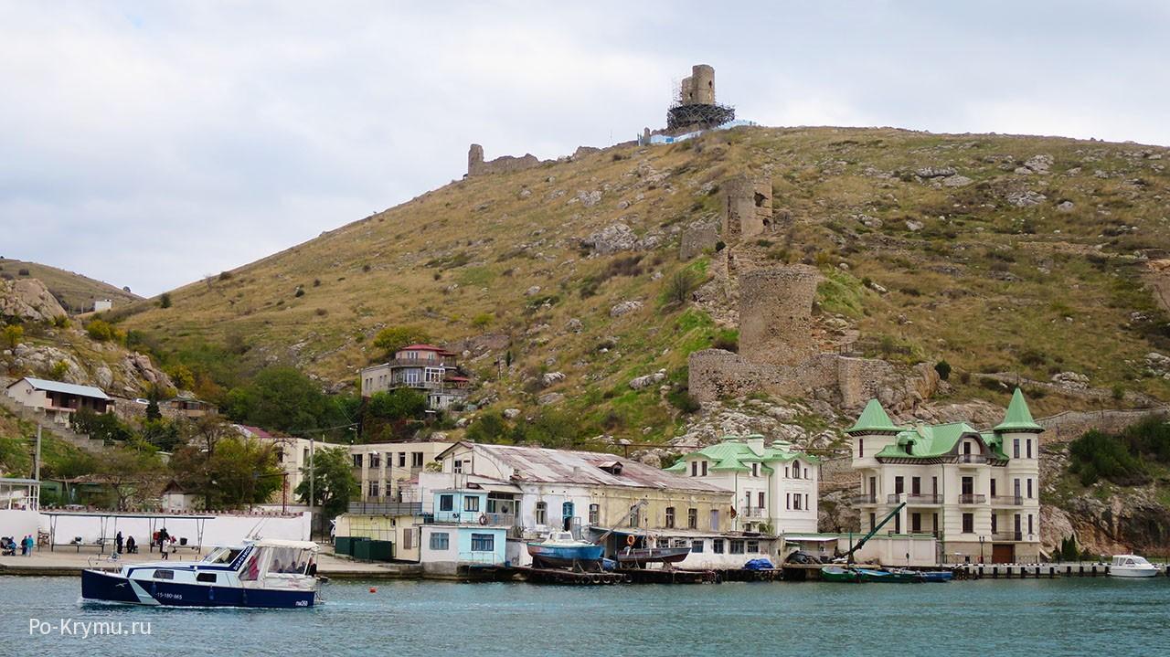 Фотография крепости Чембало