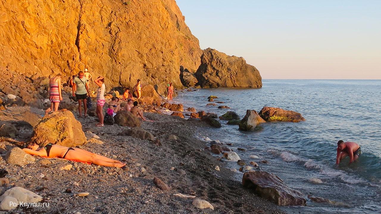 Лето в Крыму, в Севастополе.