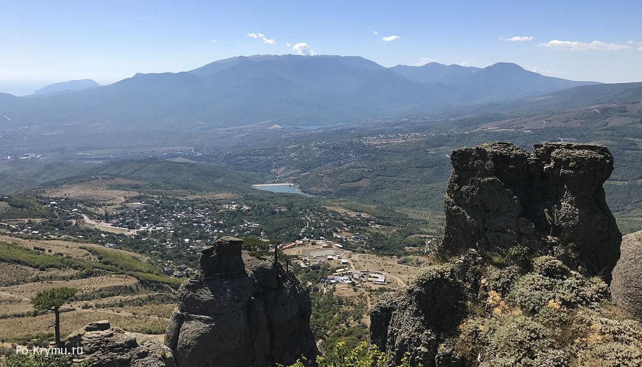 Алуштинские туристические тропы.