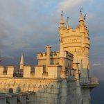Ласточкино гнездо — жемчужина Южного Крыма