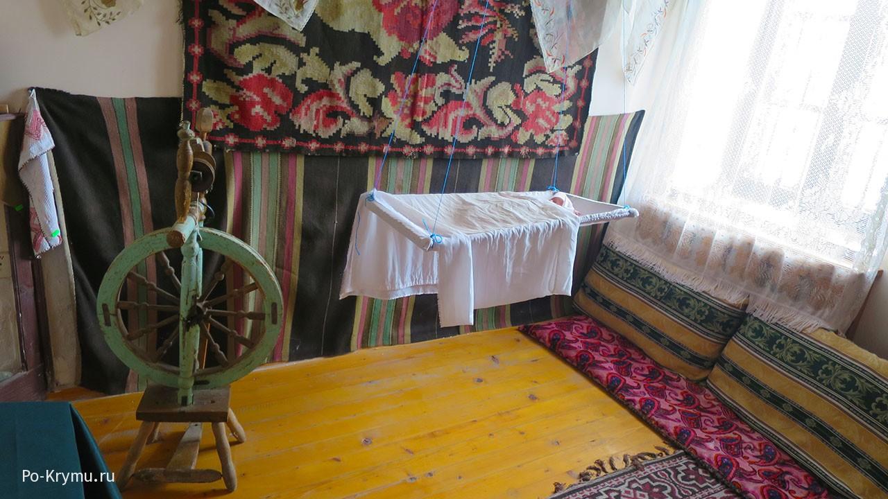 Музейкрымско-татарского быта в Евпатории.