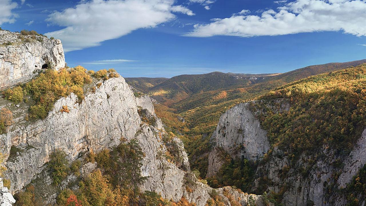 Большой каньон Крыма.
