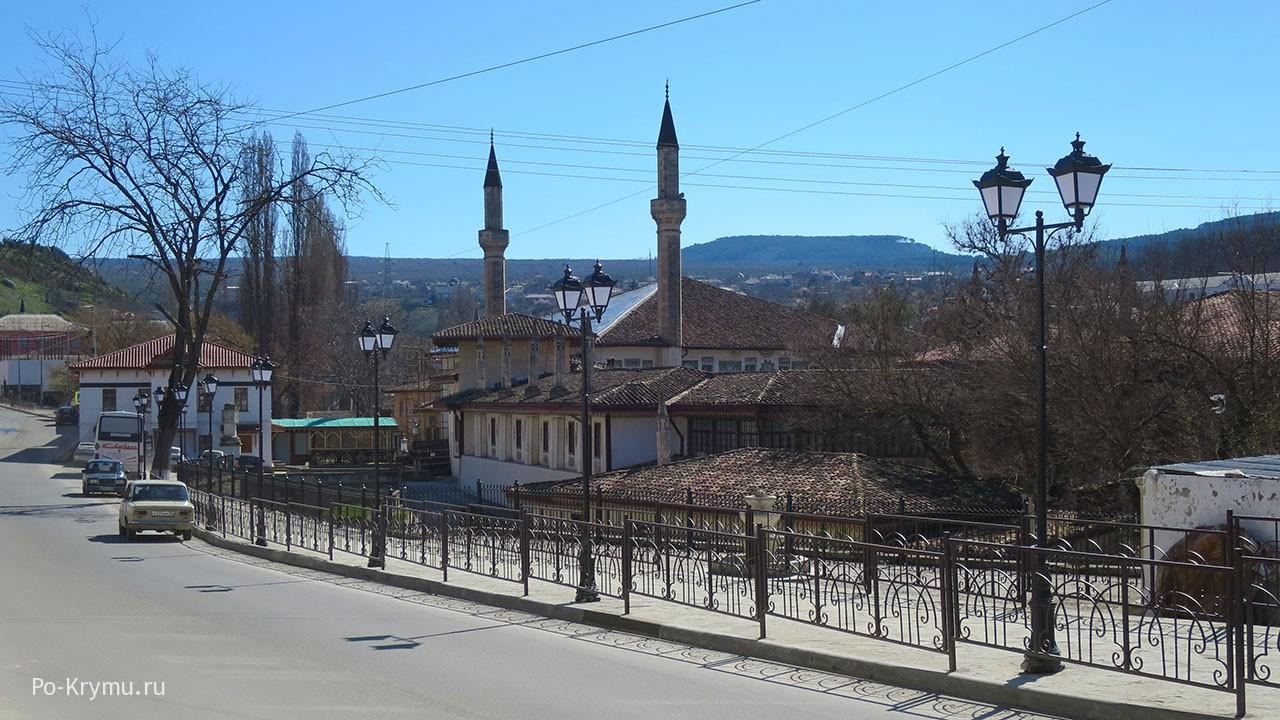 В Старом городе, Бахчисарай.