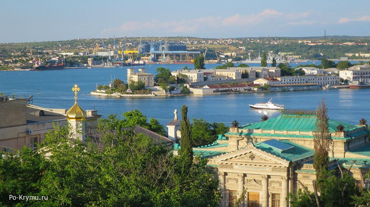 Военно-исторический музей Министерства обороны Российской Федерации в городе Севастополе.
