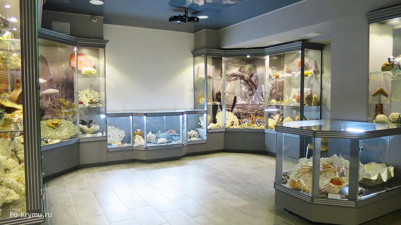Экспонаты коллекции музея.