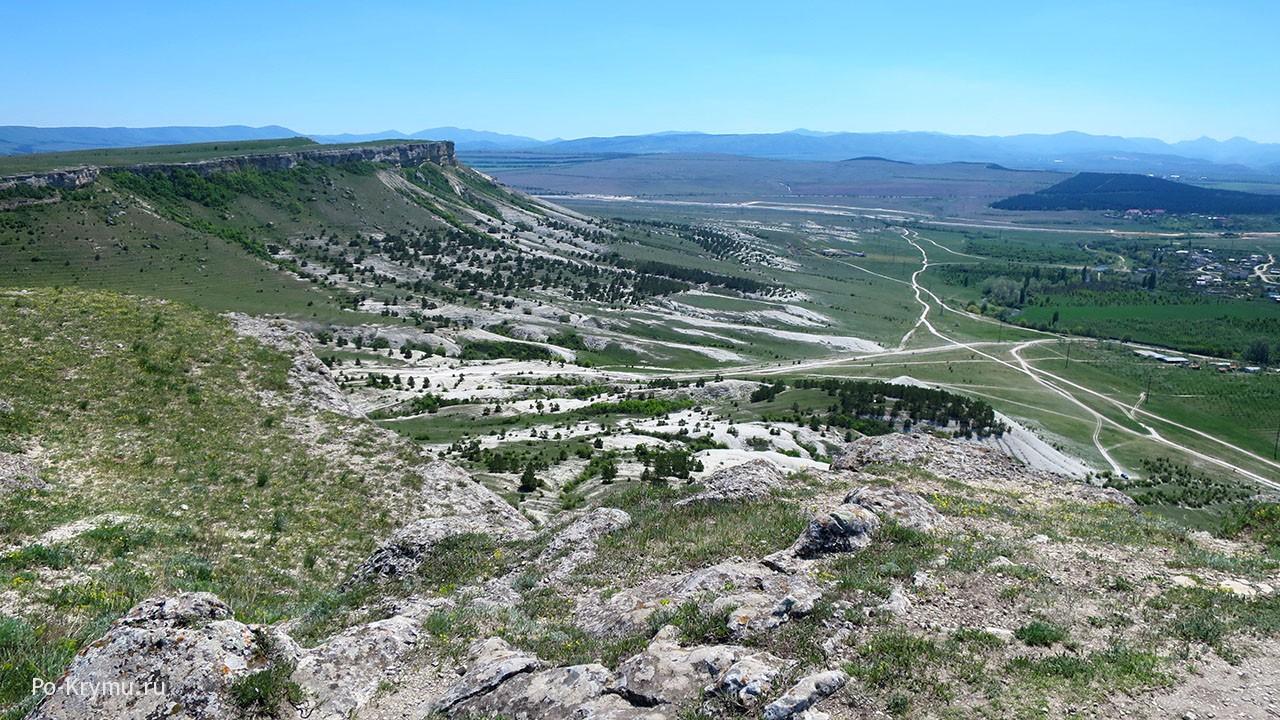 Едите в Крым на машине, посетите Белую скалу, восторженные отзывы и фото гарантируем