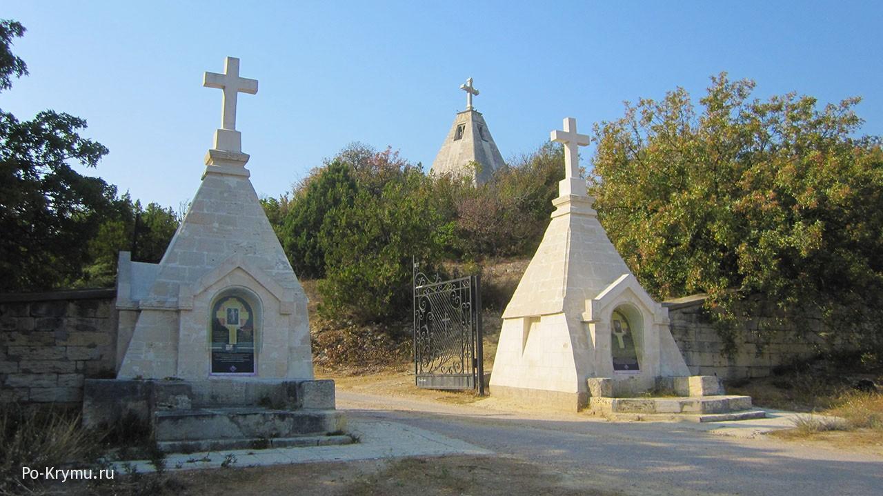 Братское кладбище Севастополя.