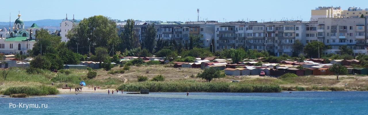 Фотографии севастопольского побережья.