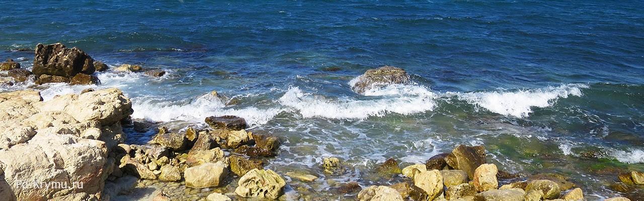 Дикие севастопольские пляжи - фото и отзывы.