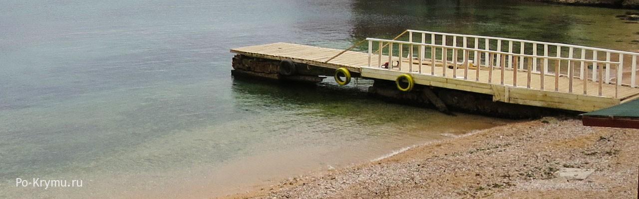 Где можно купаться в Балаклаве.