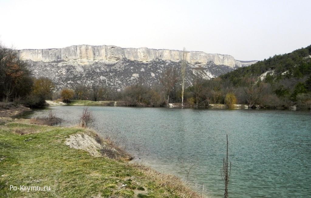 Окрестности Баштановки, Бахчисарайский район.
