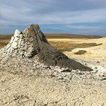 Булганакские грязевые вулканы у Керчи