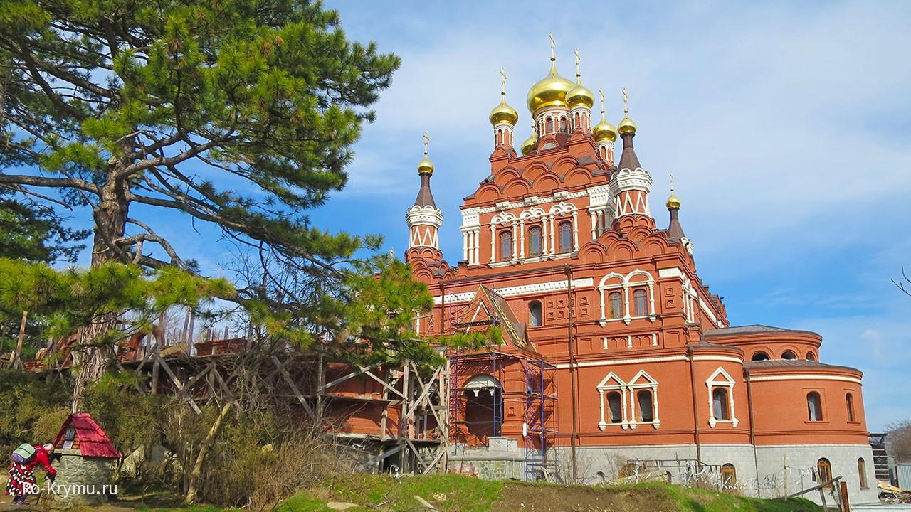 Топловский женский монастырь св. мученицы Параскевы.