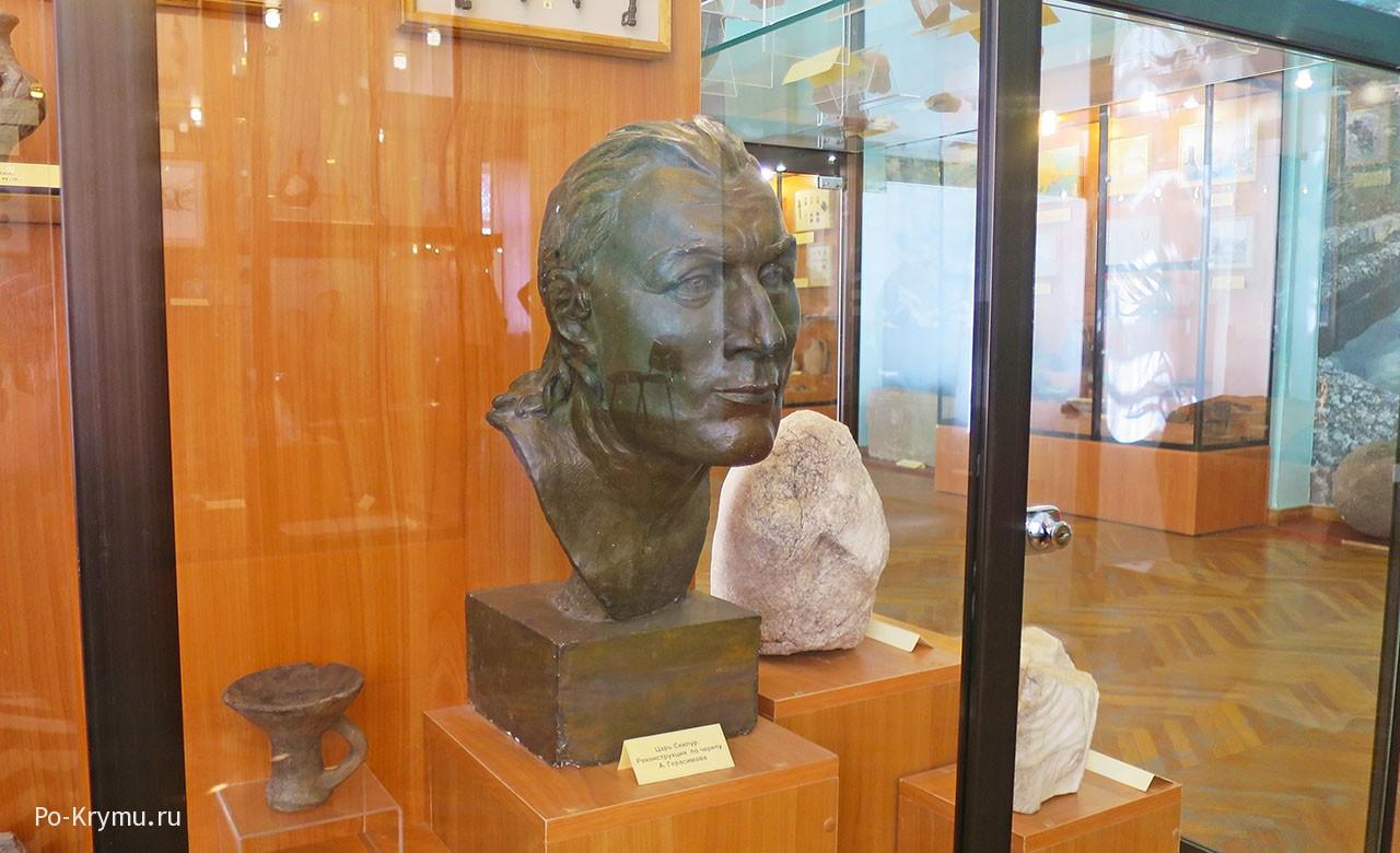 Скилур, музей Тавриды.