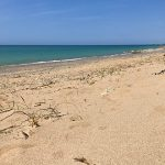Пляжи Берегового, Бахчисарайский район