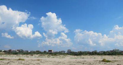 Пляж у Мирного