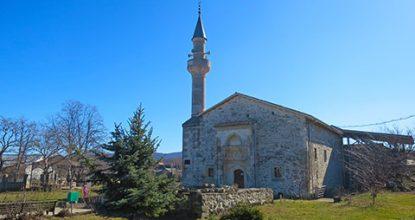 Мечеть хана Узбека в Старом Крыму