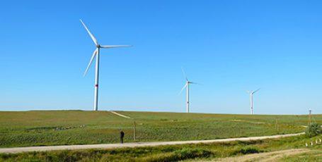 Ветрогенераторы в Крыму