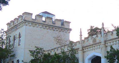 Дворец князя Голицына в Новом Свете