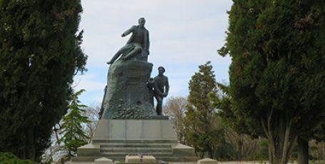 Малахов курган — место героической обороны Севастополя