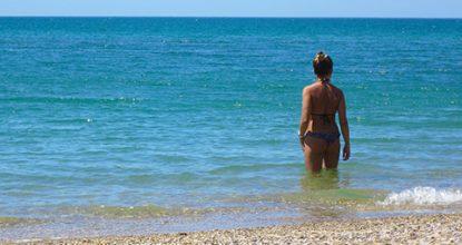 Пляж Андреевки