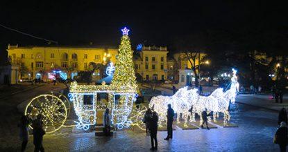 Новый год нужно отмечать в Крыму!