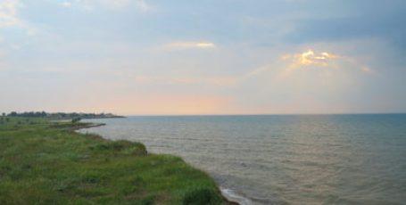 Пляж в Северном