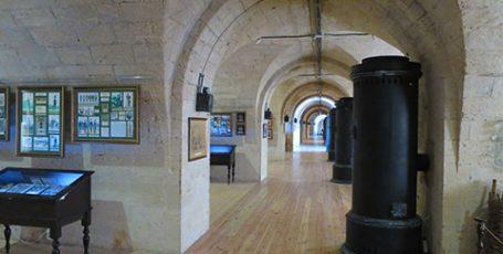 Военно-морской музей «Михайловская батарея» в Севастополе