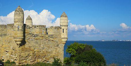 Турецкая крепость Ени-кале в Керчи