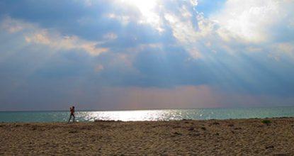 Отдых с детьми на Западном побережье Крыма – Евпатория, Саки, Черноморское