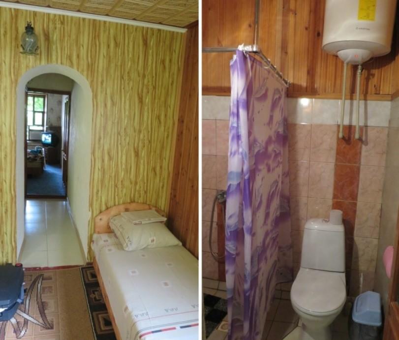 Недорогое жилье для отдыхающих