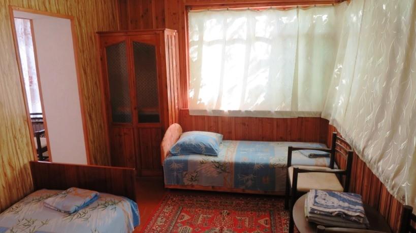 Номера для отдыхающих на Азовском море