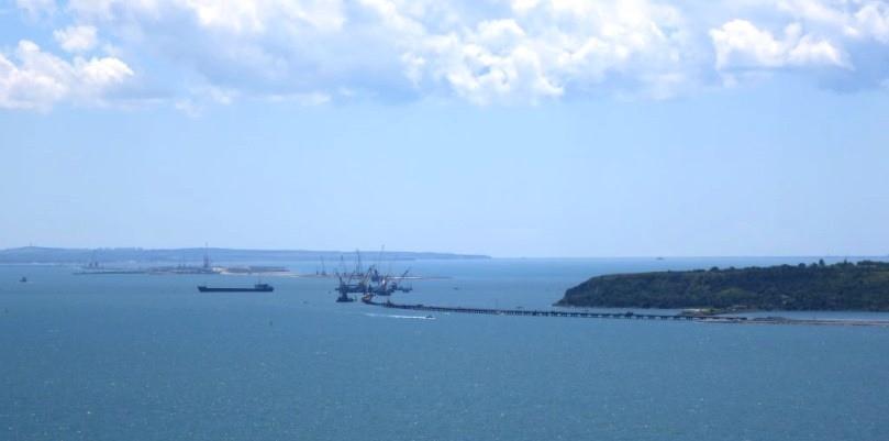 Новый керченский мост